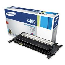 SAMSUNG CLT-K409S Black LaserJet Toner Cartridge
